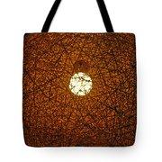 Lamp Tangle Tote Bag