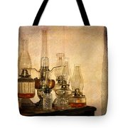 Lamps And Lace Tote Bag