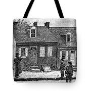 Lancaster, Pennsylvania Tote Bag