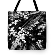 Lances In The Leaves Tote Bag