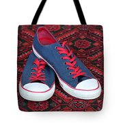 Lance's Shoes Tote Bag
