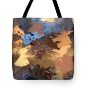 Land And Sea Tote Bag by Heidi Smith