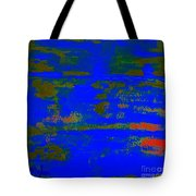 Land And Water 2 Tote Bag