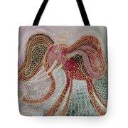 Land Octopus Tote Bag