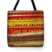Land Of Enchantment Tote Bag