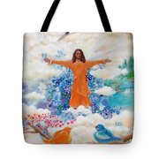 Land Of Mystery Tote Bag