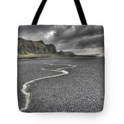 Land Of Solitude Tote Bag