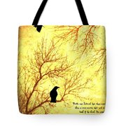 Land Of The Dead Tote Bag