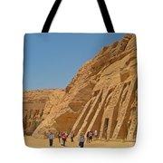 Land Of The Pharaohs Tote Bag