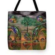 Land Of World 8624036 Tote Bag