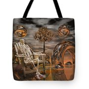 Land Of World 86240440 With Sam Tote Bag