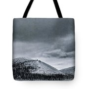 Land Shapes 10 Tote Bag