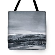 Land Shapes 11 Tote Bag by Priska Wettstein