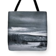 Land Shapes 14 Tote Bag by Priska Wettstein