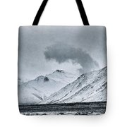 Land Shapes 17 Tote Bag by Priska Wettstein