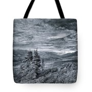 Land Shapes 18 Tote Bag