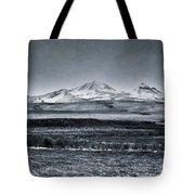 Land Shapes 7 Tote Bag