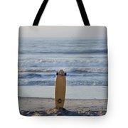 Land Surf Board Tote Bag