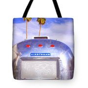 Land Yacht Palm Springs Tote Bag