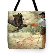 Landing One Tote Bag