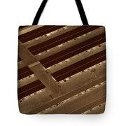 Landing Strips Tote Bag