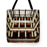 Landmark Prestige Tote Bag