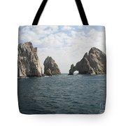 Lands End - Cabo San Lucas Mexico Tote Bag