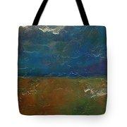 Landscape # 18 - Prints Available But Original Sold Tote Bag