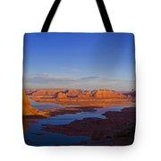 Landscape 405 Tote Bag