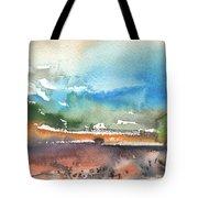 Landscape Of Lanzarote 05 Tote Bag