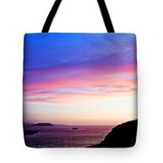 Landscape - Sunset Tote Bag
