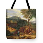 Landscape With Conopion Carrying Tote Bag
