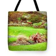 Landscaped Garden Tote Bag