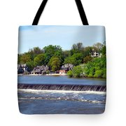 Landscapes In Philly Tote Bag