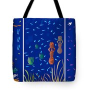 Landscapes With Women - Limited Edition 1 Of 20 Tote Bag