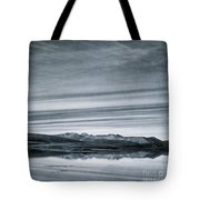 Land Shapes 27 Tote Bag by Priska Wettstein