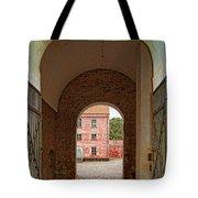 Landskrona Citadel Entrance Tote Bag