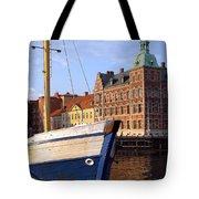 Landskrona Se 204 Tote Bag