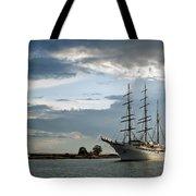 Landskrona Se Sea Cloud II 03 Tote Bag