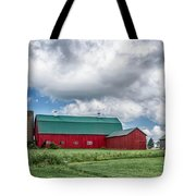 Langford Barn  7d06202 Tote Bag