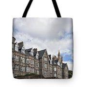Langland Bay Manor Tote Bag
