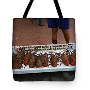 Langosta Tote Bag