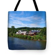 Langsur Germany From Luxemburg Tote Bag