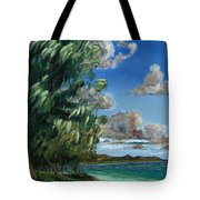 Lanikai Beach Tote Bag