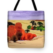 Lanscape 102 Tote Bag