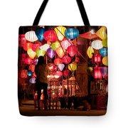 Lantern Stall 01 Tote Bag