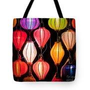 Lantern Stall 04 Tote Bag