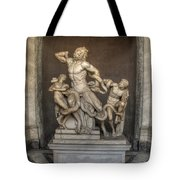 Laocoon And His Sons Tote Bag