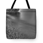 Lapping Waters On The Shore Tote Bag