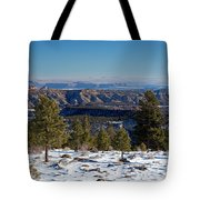 Larb Hollow Overlook Tote Bag